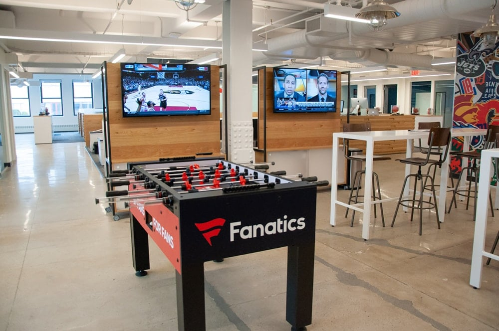 Fanatics NYC | Conshohocken, PA | New York City