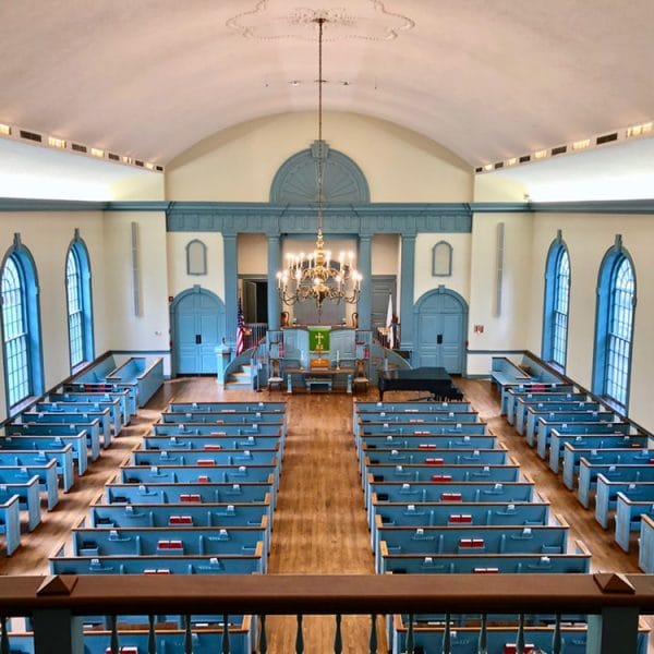 First Presbytarian Church of Moorestown, NJ